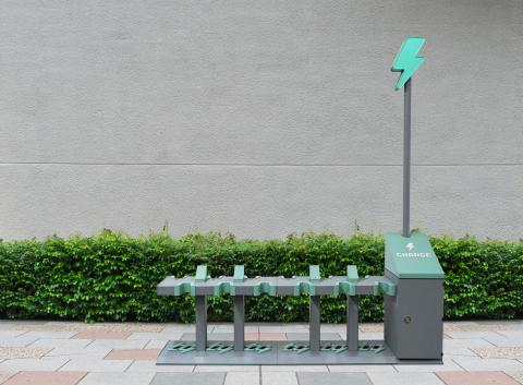 Charge is to test out microcharging stations for ebikes and scooters across Europe