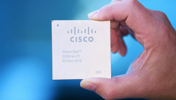 Cisco enters chip market with network processor