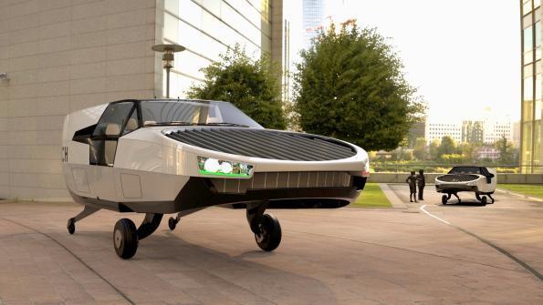 Mobilité aérienne urbaine : partenariat de R&D