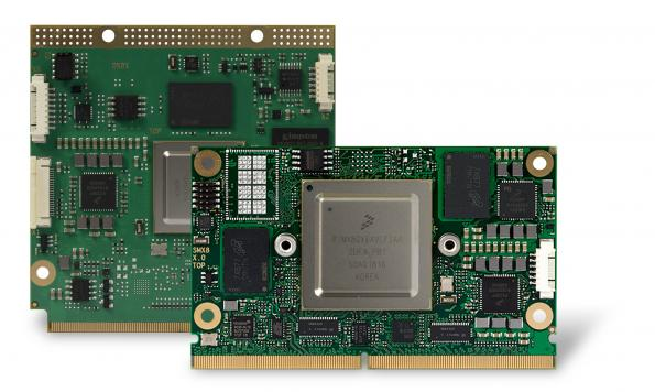 Ultra-low-power i.MX 8X processing on SMARC 2.0 and Qseven modules