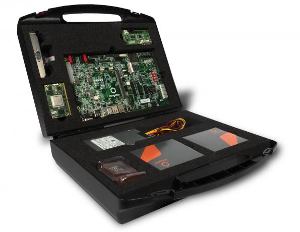 NXP i.MX8 QuadMax processor evaluation made easy