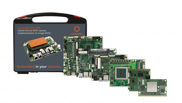 At embedded world 2020, congatec will showcase its whole range of embedded edge computing, from high-end edge servers to ultra-low-power edge logic.