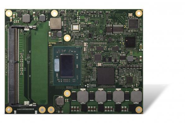 AMD Ryzen Embedded V1000 processor debuts in COM Express Type 6 module