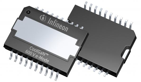 Infineon to start volume production of GaN this year