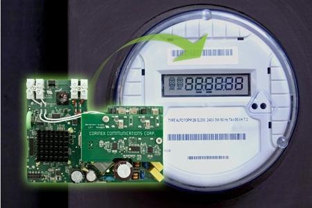 MaxLinearand Corinexto use G.hn for open smart meter design