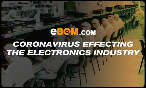 Le Coronavirus affecte l'industrie électronique
