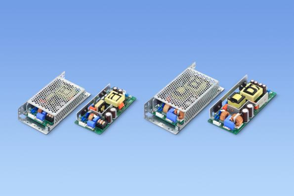 PCB for 300W open-frame AC-DC converter is optimized for convection cooling