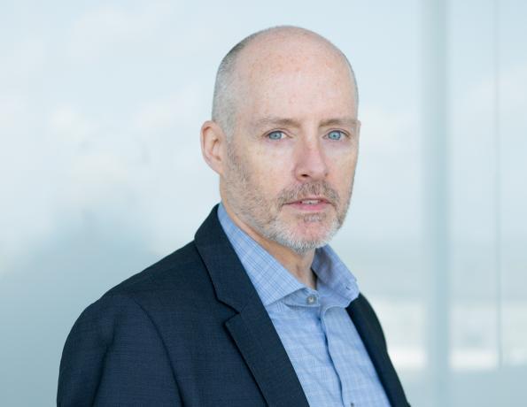 Craig Prunty, vice-président marketing et développement de SiPearl