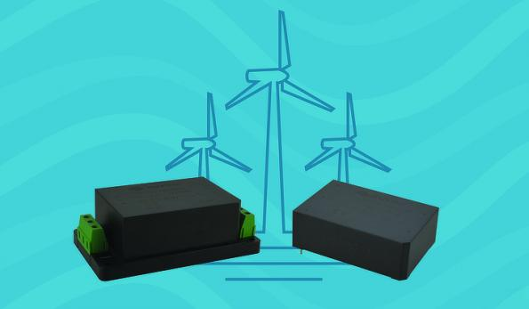 Rugged DC-DC converters target renewable energy designs
