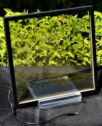 Asahi Glass teams with US startup for solar cell windows