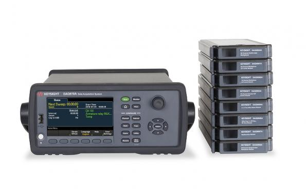 Data acquisition system in distribution