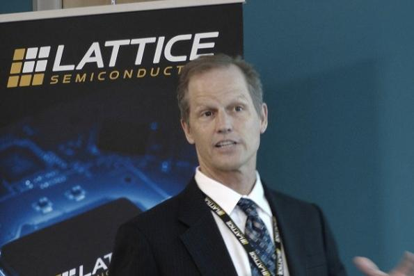 Lattice CEO steps down