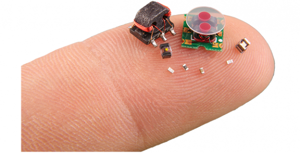 SHRIMP project looks for micro power supplies for insect robots