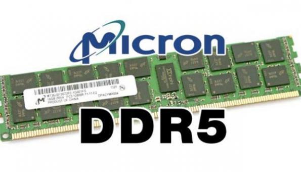 Micron starts sampling DDR5 DRAM modules