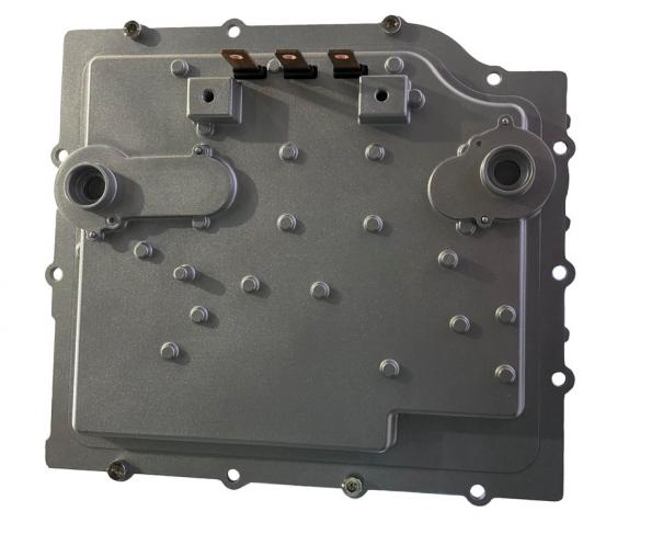 Delphi has teamed with Cree on volume production of a 800 V silicon carbide (SiC) inverter for electric vehicles (EVs)