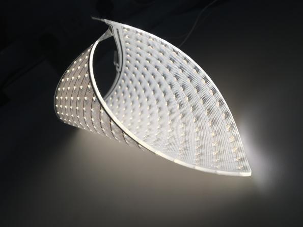 Scottish flexible LED designer in automotive deal
