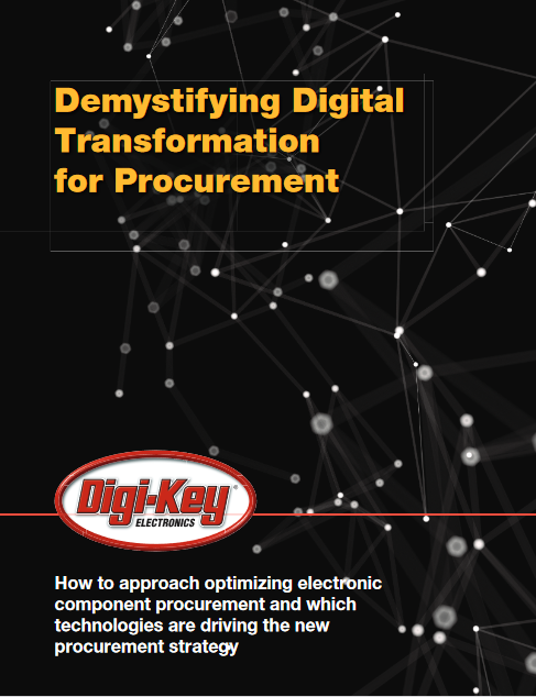 Three lessons from Digi-Key's Digital Transformation Webinar