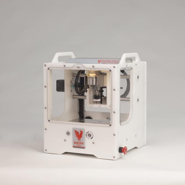 Desktop PCB milling machine now available from Digi-Key