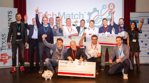 €30,000 TechMatch start-up winners announced