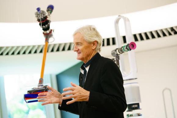 Dyson to move HQ from Europe to Singapore