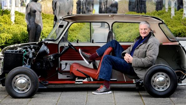 Dyson invests £2bn in electric car and battery development