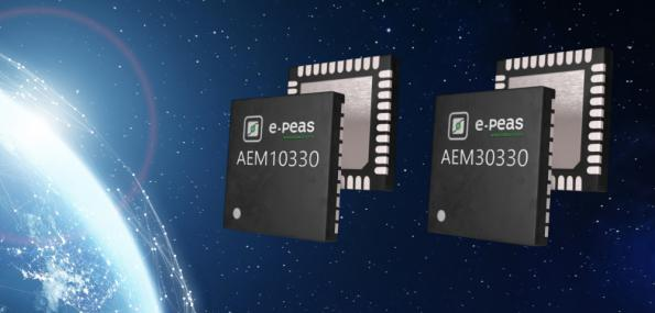 Buck-Boost converters for energy harvesting from solar and RF
