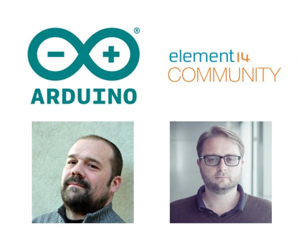 New webinar series on professional Arduino use