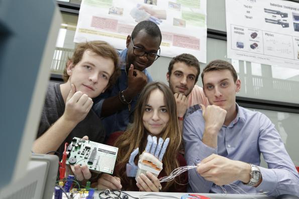 L'inventivité des étudiants à l'honneur à l'occasion de la 11e édition du « Jour des Projets »