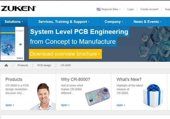 Zuken annonce le lancement de XJTAG DFT Assistant pour la suite logicielle CR-8000 de conception PCB