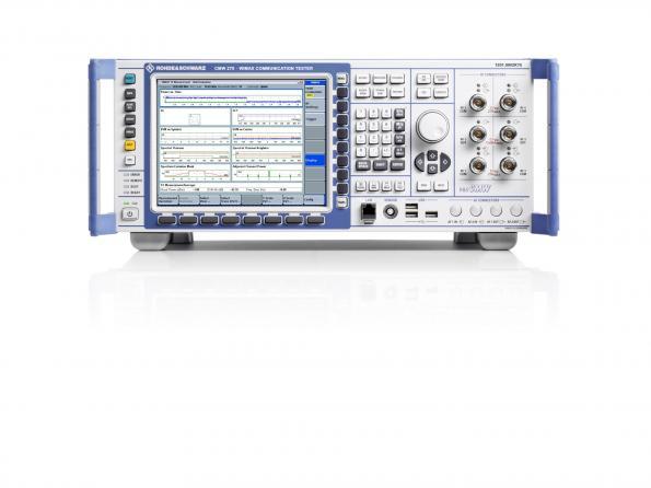 Un testeur de radiocommunications avec la signalisation IEEE 802.11ax