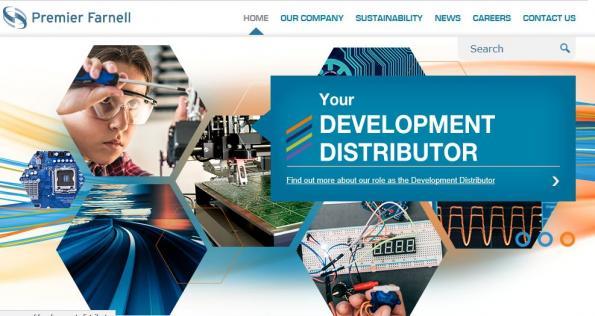 PremierFarnell signe un nouvel accord de distribution avec AmphenolSVMicrowave