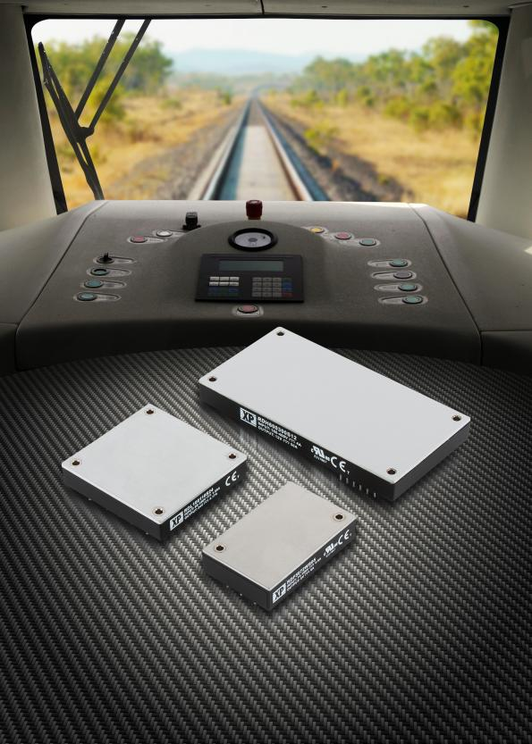 Convertisseurs DC-DC pour les applications ferroviaires
