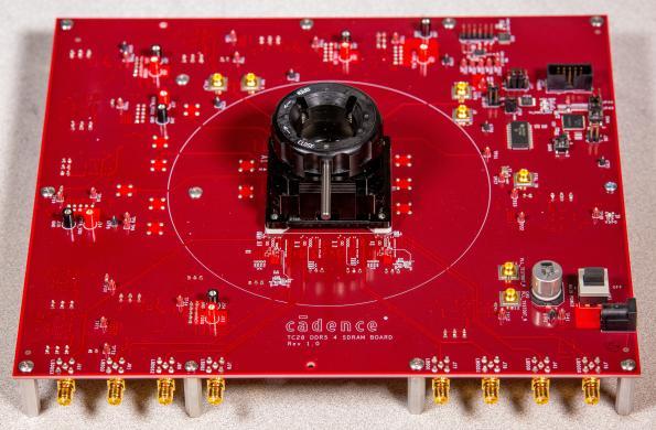 Haut débit : Cadence réalise une interface IP 4 400 millions de transferts par seconde