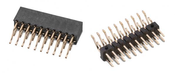 Würth Elektronik eiSos étend sa gamme de barrettes de connexion mâles et femelles WR-PHD