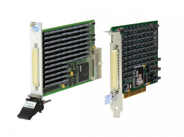 Modules de haute précision de résistances programmables PXI/PCI d
