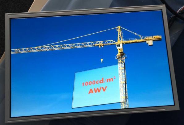 "Module LCD TFT 12,1"" WXGA"