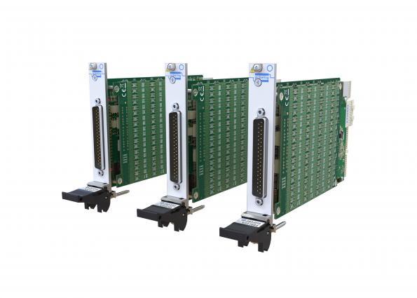 110 modules de résistances programmables de 2.5W, 5W et 10W ciblant le test de Calculateurs (ECU)