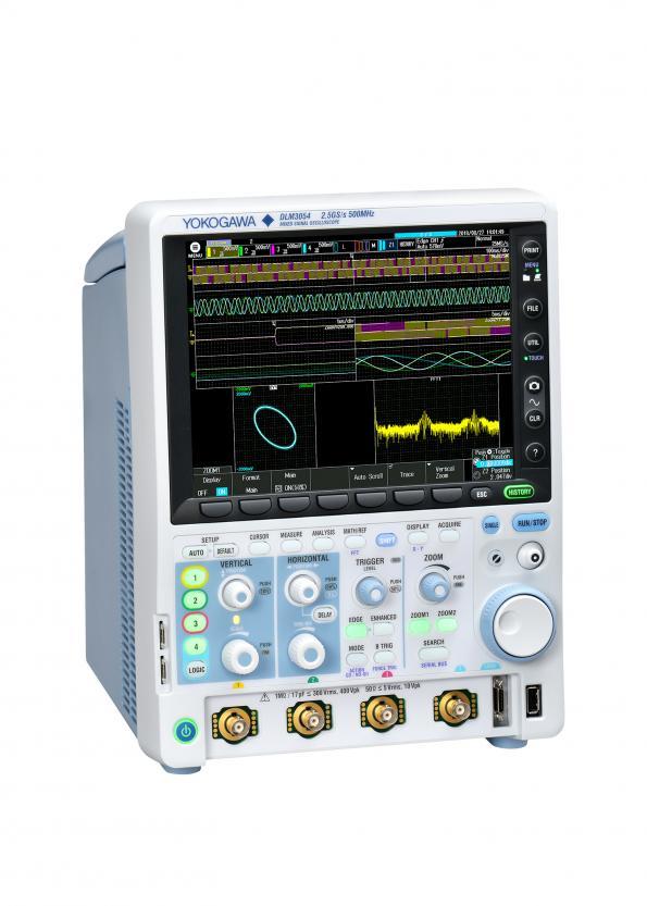 Une nouvelle génération d'oscilloscopes à signaux mixtes