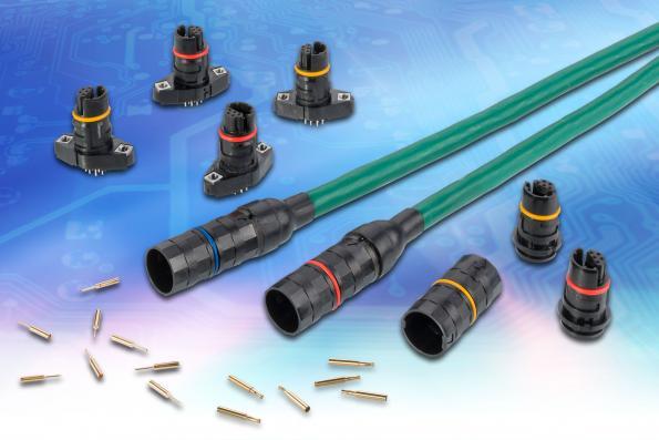 Des connecteurs de capteurs circulaires robustes ciblent le déploiement dans le sport automobile