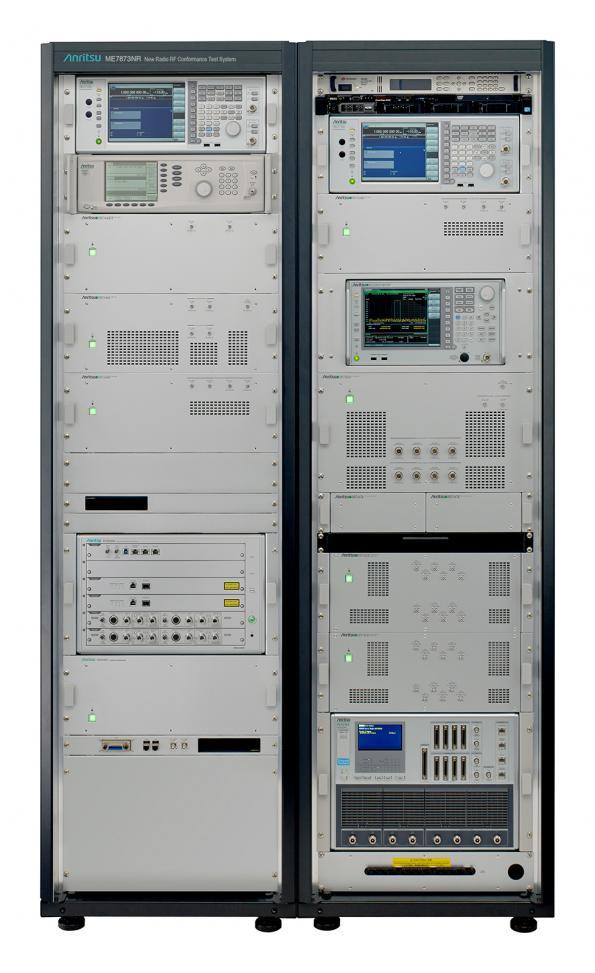 NTT DOCOMO adopte officiellement le système de test RF 5G NR d'Anritsu