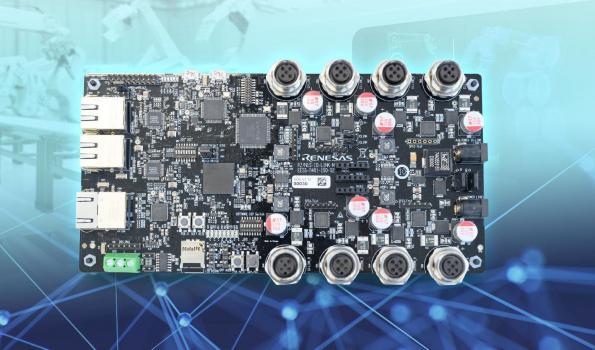 Renesas Electronics accélère la conception de passerelles de réseau de capteurs