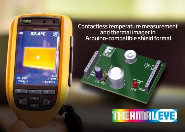 Plateforme de développement rapide pour imagerie thermique et détection infra-rouge