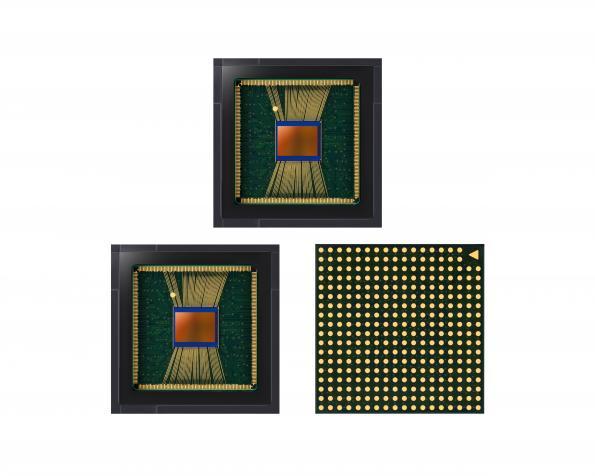 Capteur d'image20 Mpx ultra-mince pour les téléphones intelligents