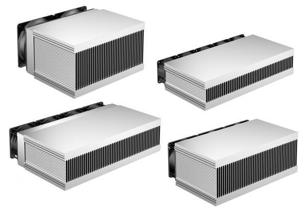 Unités de ventilation à haute performance