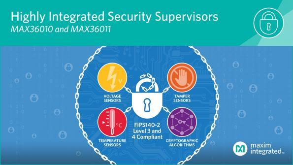 Les solutions de sécurité mono-puce protégeant les données IoT sensibles