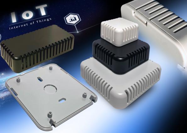 Boîtiers ventilés miniatures pour capteurs IdO