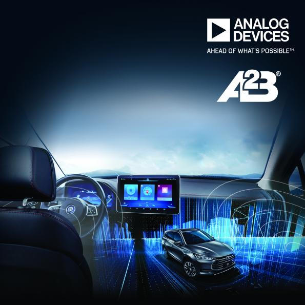 BYD choisit Analog Devices