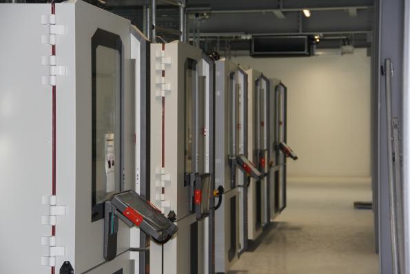 SERMA Energy inaugure sa plateforme d'essais