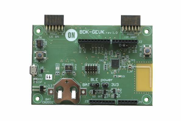 Kit de développement IoT Bluetooth Low Energy