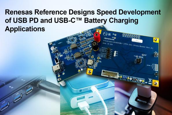 Simplifier le développement d'applications de chargement de batteries USB